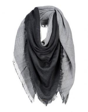 Платок MELT. Цвет: черный