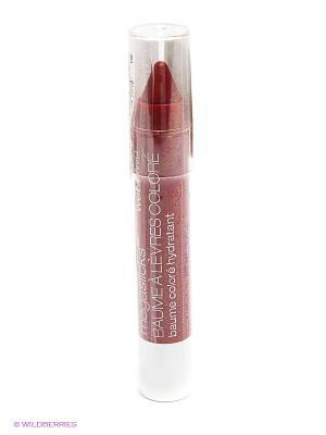 Блеск  бальзам для губ mega slick balm stain, тон red dy or not Wet n Wild. Цвет: красный