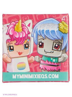 Набор-сюрприз из 2 фигурок My Mini MixieQs Mattel. Цвет: розовый