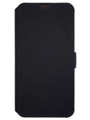 Чехол-книжка для LG Q6 Prime. Цвет: черный
