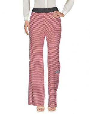 Повседневные брюки MARCHÉ_21. Цвет: красный