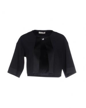 Куртка ANTONELLI. Цвет: темно-синий