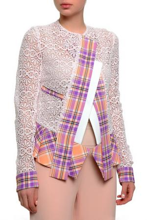 Куртка Just Cavalli. Цвет: розовый