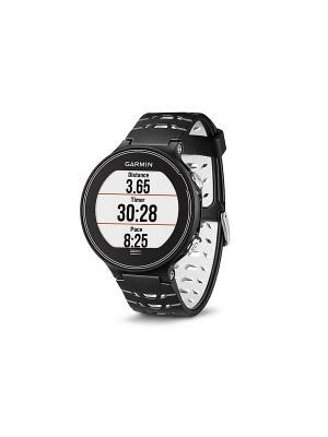 Умные часы Forerunner 630 HRM-Run черные с пульсометром GARMIN. Цвет: черный