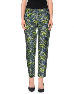 Повседневные брюки COAST WEBER & AHAUS. Цвет: грифельно-синий