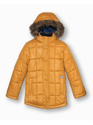 Куртка Артус. Цвет: горчичный