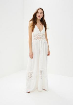 Платье Met. Цвет: белый