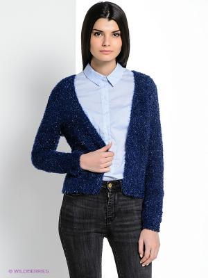 Кардиган New Look. Цвет: темно-синий