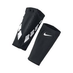 Футбольные фиксаторы для щитков  Guard Lock Elite (большой размер, 1 пара) Nike. Цвет: черный