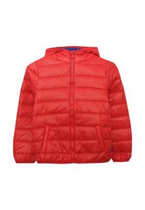 Куртка утепленная Chicco. Цвет: красный