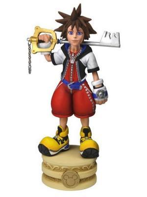 Фигурка Kingdom Hearts Sora Neca. Цвет: красный