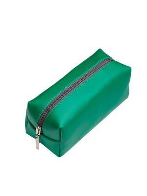 Косметичка-несессер Norton (170х70х70мм) (зеленый) Norton.. Цвет: зеленый