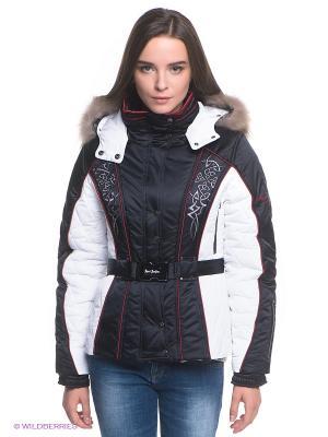 Куртка Sport Vision. Цвет: черный, белый