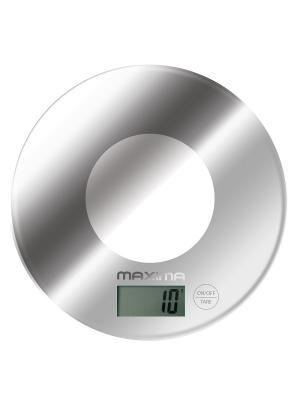 Весы кухонные  MAXIMA МS-067 (Белый). Цвет: белый
