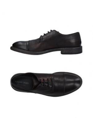 Обувь на шнурках XAGON MAN. Цвет: стальной серый