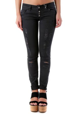 Pants 525. Цвет: black