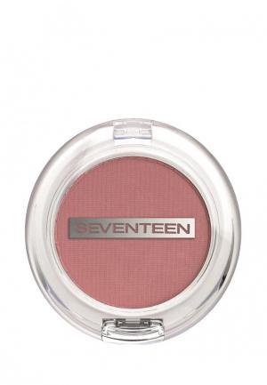 Румяна Seventeen. Цвет: розовый