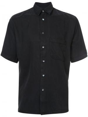 Рубашка Papi Second/Layer. Цвет: чёрный