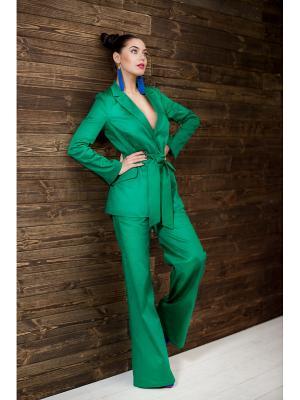 Пиджак Exalta. Цвет: зеленый