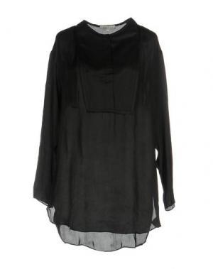 Блузка SANDRO. Цвет: черный