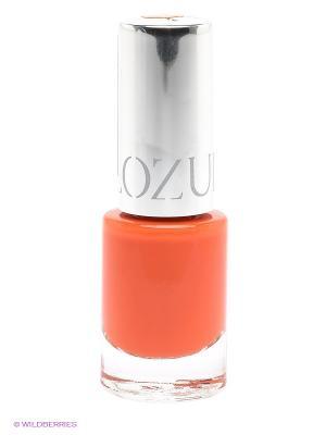 Гель-Лак для ногтей Гламур, тон 25 YLLOZURE. Цвет: оранжевый