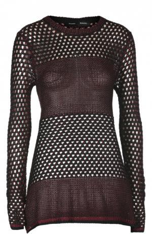 Платье Proenza Schouler. Цвет: бордовый