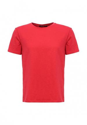 Футболка Tom Farr. Цвет: красный