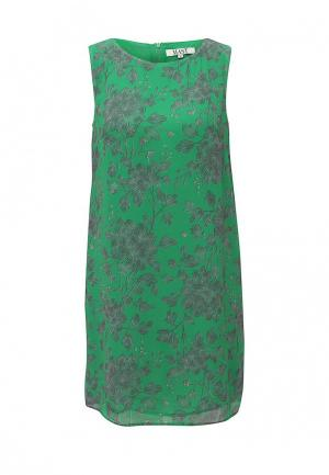 Платье MAST. Цвет: зеленый