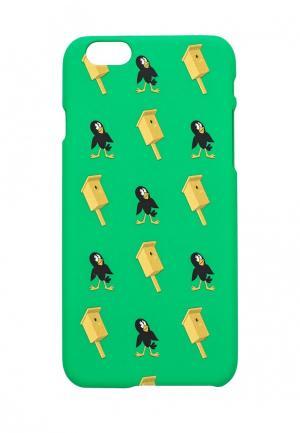 Чехол для iPhone Запорожец Heritage. Цвет: зеленый