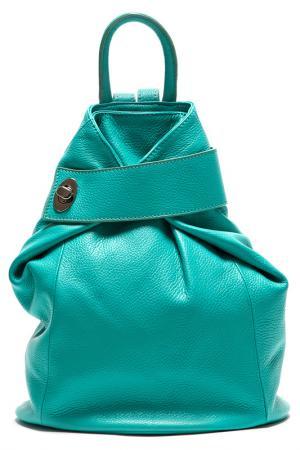 Сумка ANNA LUCHINI. Цвет: turquoise