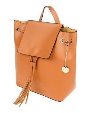 Рюкзаки и сумки на пояс BRIGHT. Цвет: желто-коричневый