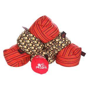 Игрушка  Anti Petank Red/Black/Yellow Aero-Yo. Цвет: красный,черный,желтый