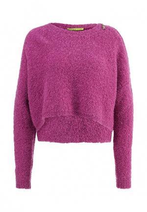 Джемпер Versace Jeans. Цвет: фиолетовый