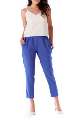 Trousers Awama. Цвет: blue
