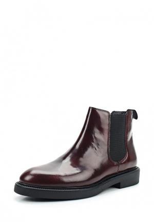 Ботинки Vagabond. Цвет: коричневый