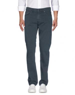 Джинсовые брюки CARRERA. Цвет: свинцово-серый