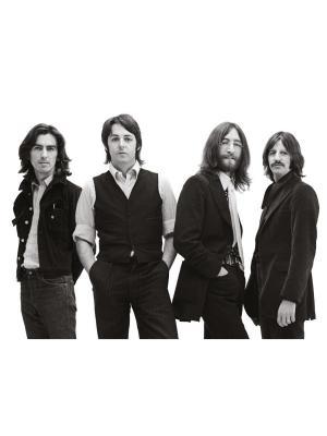 Clementoni. The Beatles Across Universe. Пазл в тубе. Clementoni. Цвет: черный, серый, белый