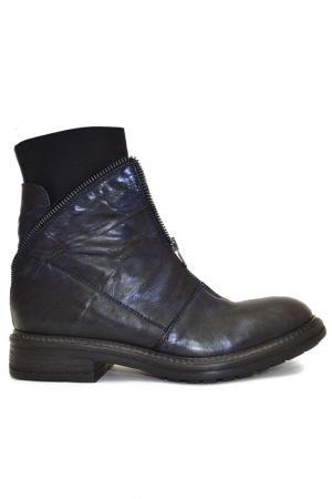 Ботинки FRU.IT (NOW). Цвет: темно-синий