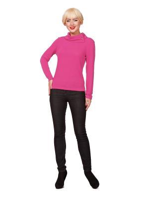Джемпер ROSSO-STYLE. Цвет: розовый