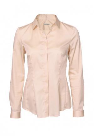 Рубашка Colletto Bianco. Цвет: оранжевый