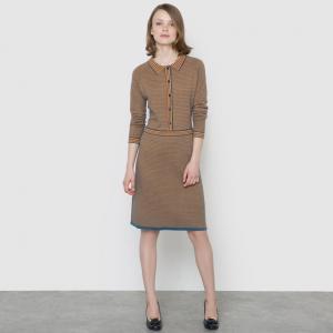 Платье жаккардовое MADEMOISELLE R. Цвет: жакард