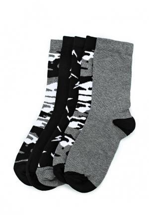 Комплект носков 5 пар Marks & Spencer. Цвет: разноцветный