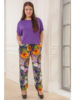 Комплект одежды CLEO. Цвет: сиреневый