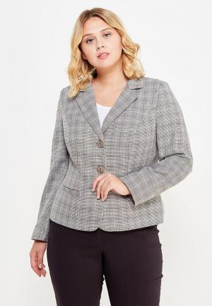 Пиджак Intikoma. Цвет: серый