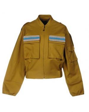 Куртка OSTWALD HELGASON. Цвет: зеленый-милитари