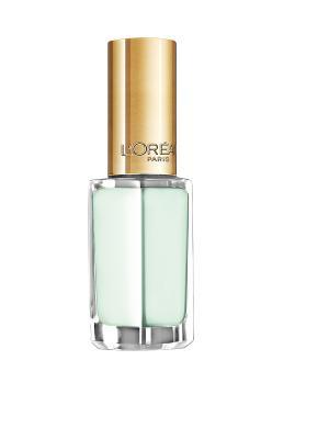 Лак для ногтей Color Riche, оттенок 853, Фисташковый сорбет, 5 мл L'Oreal Paris. Цвет: светло-зеленый