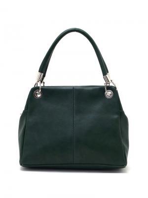 Сумка Solo true bags. Цвет: темно-зеленый