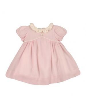 Платье LA STUPENDERIA. Цвет: розовый