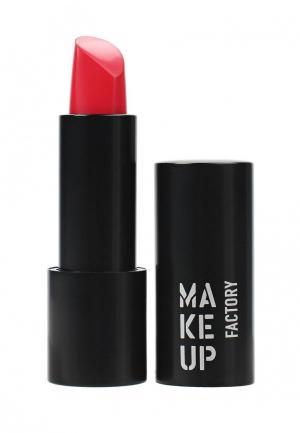 Помада Make Up Factory. Цвет: красный