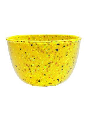 Миска малая Zak!designs. Цвет: желтый, светло-желтый, золотистый